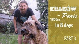 Велопутешествие Краков—Париж. ЧАСТЬ 3. Германия. +БОНУС: обзор велосипеда, снаряжения.