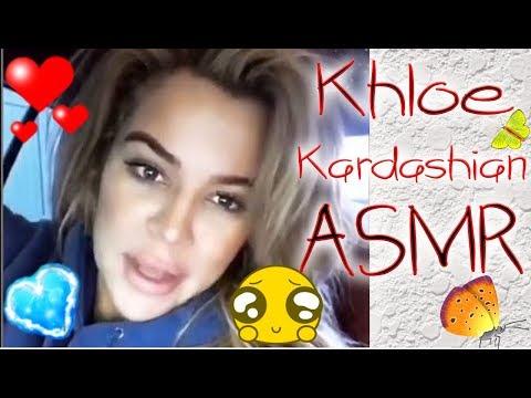 👄👄Khloe Kardashian ASMR👖👖 (Whispers, Tingles, Soft Spoken) ft. Kylie Jenner