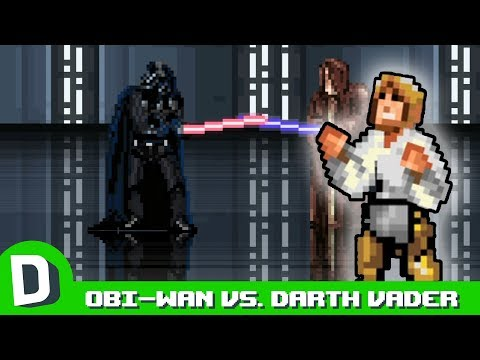 Obi-Wan vs. Darth Vader Is the Lamest Fight Ever