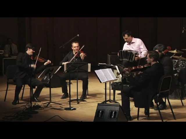 Julien Labro with the Spektral Quartet: Milonga Loca