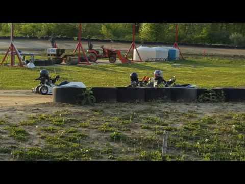 Fremont raceway park lites heat