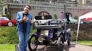 De Dion-Bouton 1900  [Desfile de Autos clásicos y Antiguos 2018] Telemedellín