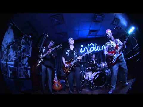 Lil Ed Williams and the Blues Imperials with special guest Joe Louis Walker at the Iridium.m2t