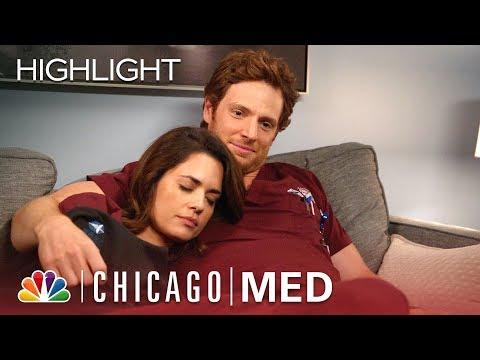Chicago Med - Share the Moment: Comfort (Episode Highlight)