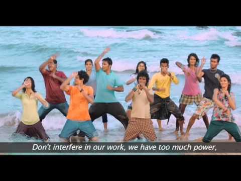 7UP DanceUP at Pepsi IPL (Kannada)