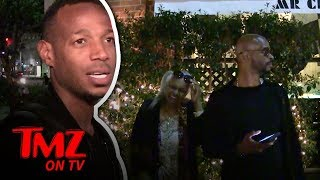 Don't Talk About Marlon Wayans Momma | TMZ TV