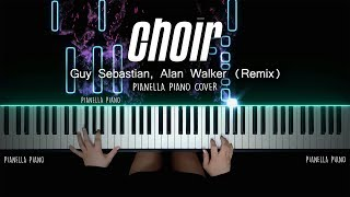 Download Alan Walker, Guy Sebastian - CHOIR (PIANO COVER by Pianella Piano)
