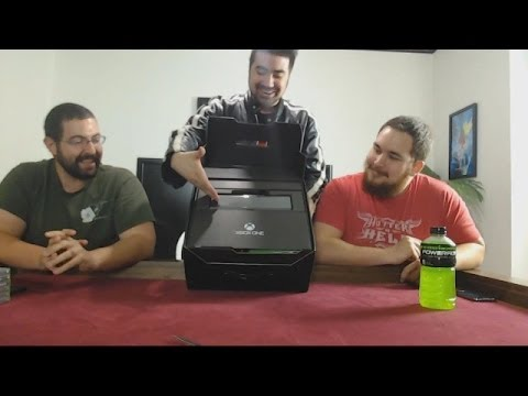 Angry Joe Buys an Xbox One [Unboxing & Impressions]