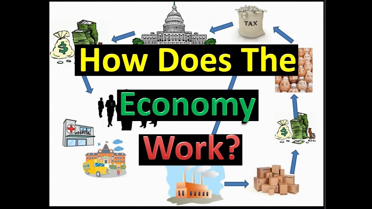 how the economy works There are many views about which model provides the best understanding of  chinese economic growth and, more immediately, what the.