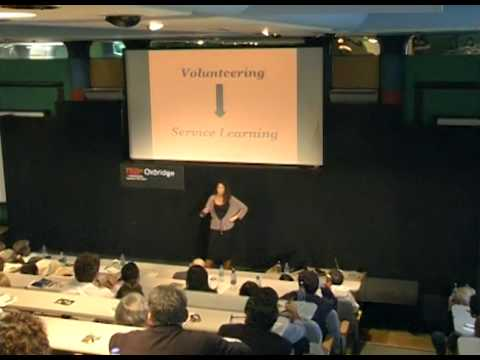 What's wrong with volunteer travel?: Daniela Papi at TEDxOxbridge