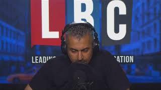 Maajid Embarrasses A Caller Demanding Sharia Law In Hyde.