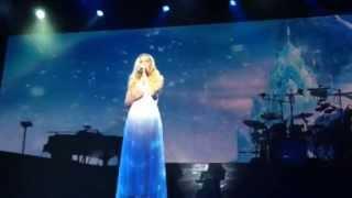 "Rebecca Stenhouse - Frozen ""Let It Go"""