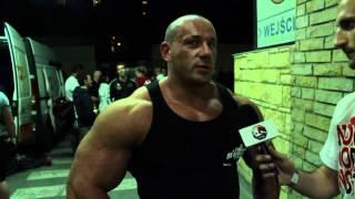 MMA ATTACK 2 Robert Burneika wywiad po walce - Hardcorowy Koksu ! 2017 Video