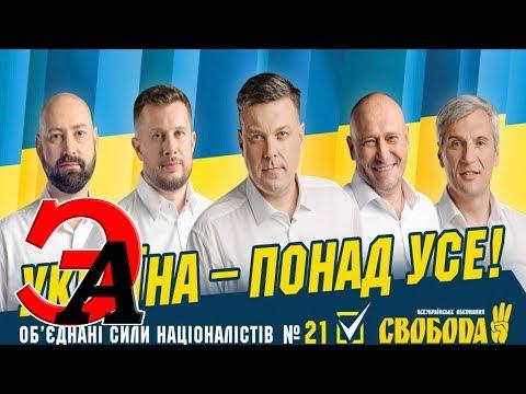 Выборы в ВР Украины 2019. Проигравшие партии которых не жаль