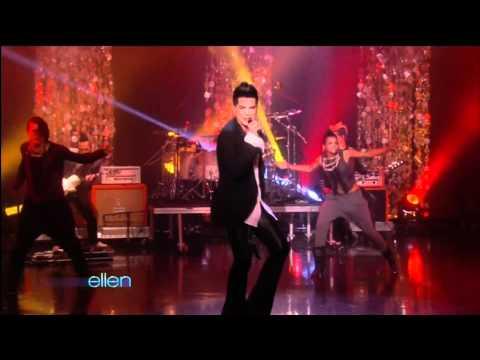 The Ellen DeGeneres Show: Adam Lambert -