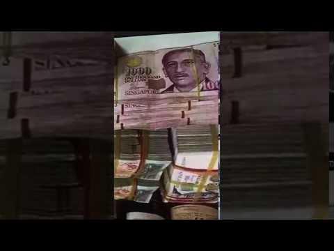 搞笑视频-Singapore dollar