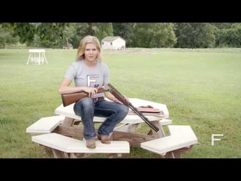 Franchi Pro Tips With Theresa Vail - Cleaning Your Shotgun