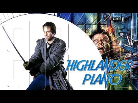 Loreena McKennitt - 'Bonny Portmore' Theme from Highlander for solo piano. mp3