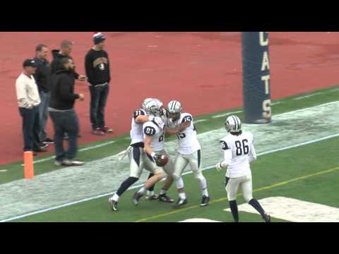 Spring Football Post Game and Highlights 2016