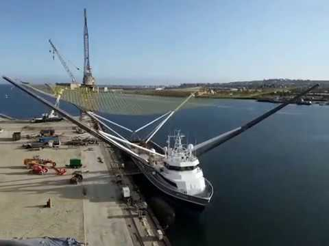 Ken Holiday - Meet Mr. Steven, SpaceX's Rocket Nose-Cone-Catching Boat