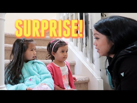 A SPECIAL SURPRISE FOR MAMA AND PAPA! - itsjudyslife