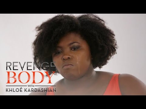 Shayla Devastated by Truth About Her Biological Father | Revenge Body with Khloé Kardashian | E!
