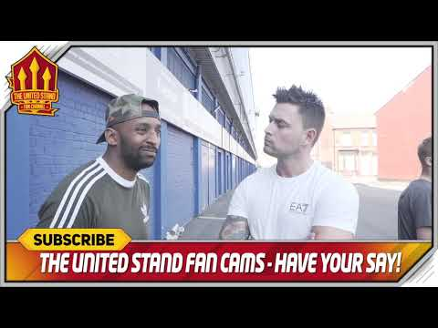 Rashford, Lukaku, Martial Useless! Everton 4-0 Manchester United Fancam