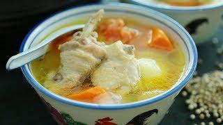 ABC Soup - 罗宋汤