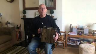 marching to georgia on DG melodeon