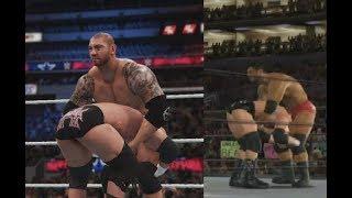 WWE 2K18 Vs WWE Day of Reckoning 2