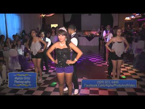 Quinceanera Baile Sorpresa MIX: Around the world, Outta Your Mind, Stand by me