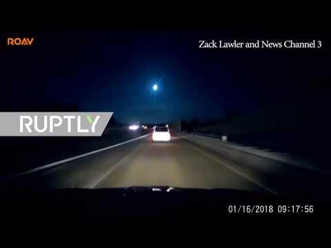 سقوط نيزك في ميشيغان الأمريكية يسبب زلزالا  - نشر قبل 4 ساعة