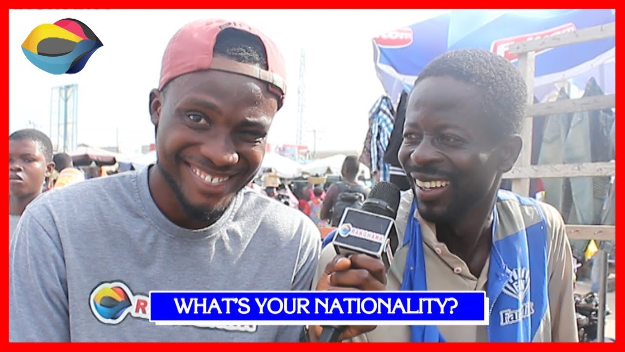 WHAT'S YOUR NATIONALITY? | Street Quiz | Funny Videos | Funny African Videos | African Comedy
