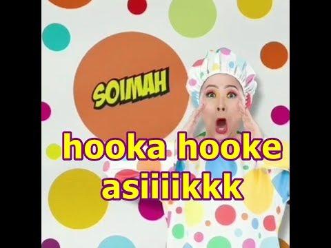 Soimah terbaru Hooka - hooke
