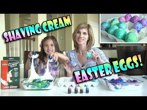 shaving-cream-easter-eggs!-diy-marbled-egg-dyeing