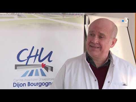 Interview du Pr. Piroth à Dijon sur Discovery, projet qui teste 4 traitements contre le Coronavirus