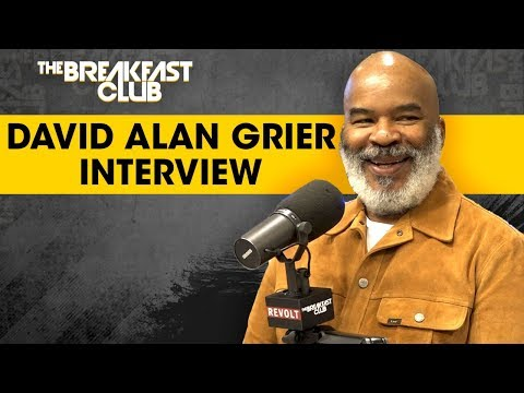 David Alan Grier Talks Sitcoms, Sketch Comedy, 'The Cool Kids'  More