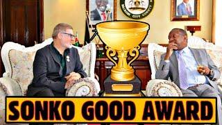 🔥BIG WIN🔥MIKE SONKO BECOMES THE GOOD MAN 🔥MAN OF THE PEOPLE AWARD
