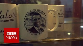 Route 45: Inside one of Obama's favourite din...