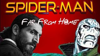 Spider-Man: Far From Home Casts The Chameleon?