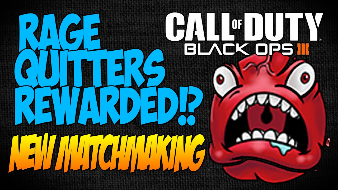 Unfair multiplayer Matchmaking - Page 6 - Activision Community