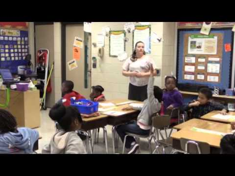 2nd Grade ELA- Elm Creative Arts School - YouTube