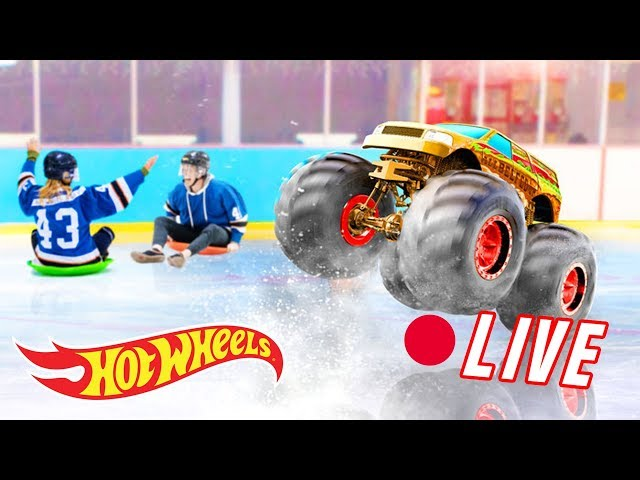 🔴 LIVE: EPIC Fast Track Watch Party   Fast Track   Hot Wheels
