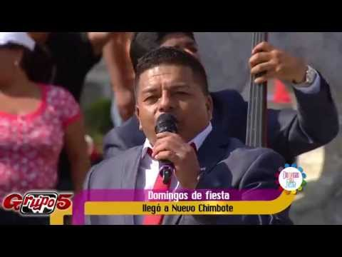 GRUPO 5 - COBARDE (TV PERU HD)