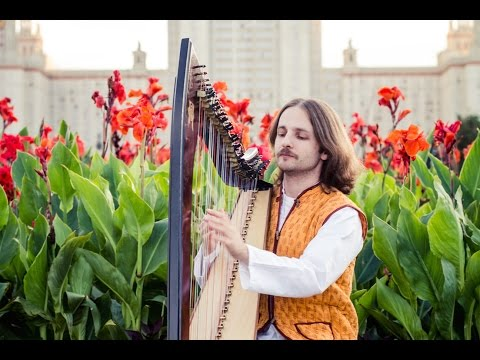 Philipp Barsky - Live at the Moscow State University (Virtual Harp Summit 2016)