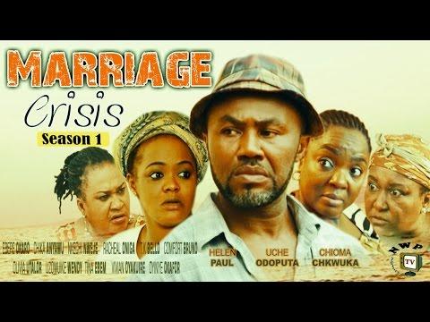 Marriage crisis season 1  -  2016 Latest Nigerian Nollywood Movie thumbnail