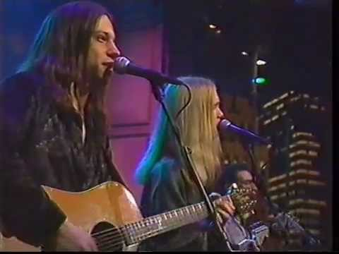 "Kenny Wayne Shepherd Band - ""Blue on Black"" Live on Conan 1998"