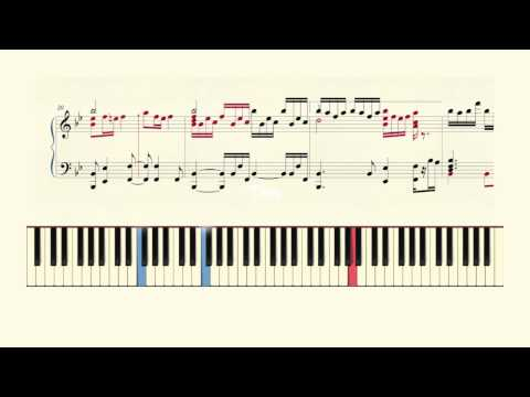 "How To Play Piano: John Williams ""Jurassic Park"" Theme Piano Tutorial by Ramin Yousefi"