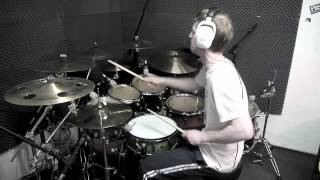 Lamb Of God - Hourglass (Drum Cover) 2012