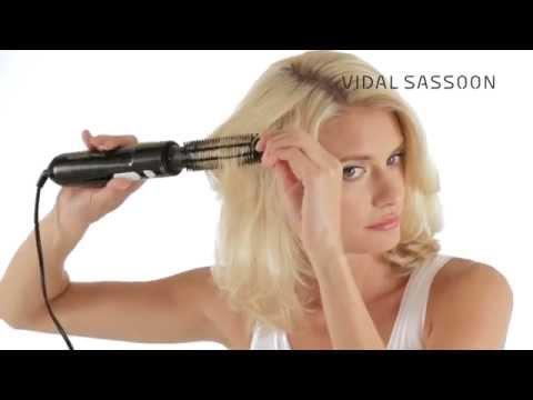 Vidal Sassoon 200W Tangle Free Hot Air Styler